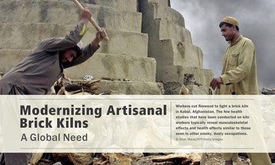 Modernizing Artisanal Bricks