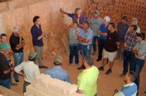 Habla Kiln South Africa Visit